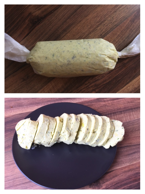 Anchovy Butter by cooking meals for one
